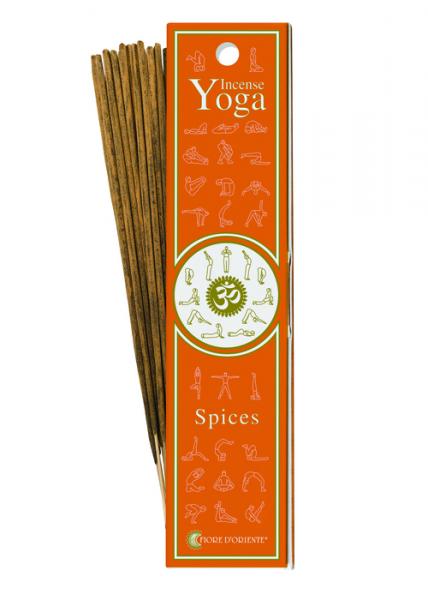 Condimente - Bețișoare pentru Yoga 0