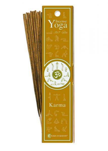 Karma - Bețișoare pentru Yoga  0