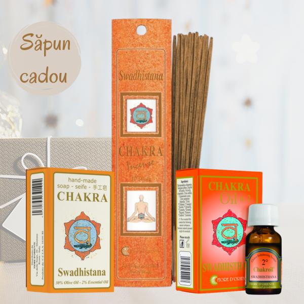 """Kit Chakra Nr. 2 - Svadhistana """"Magia și frumusețea vieții"""" [0]"""