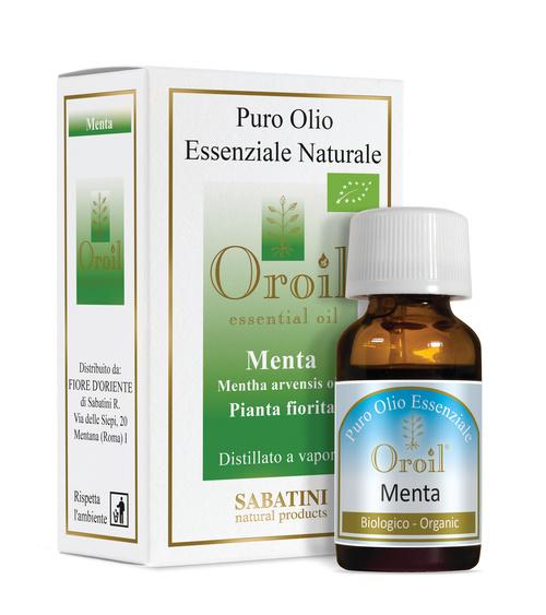 Mentă Sălbatică (Mentha arvensis) - 10 ml - Ulei Esențial 0