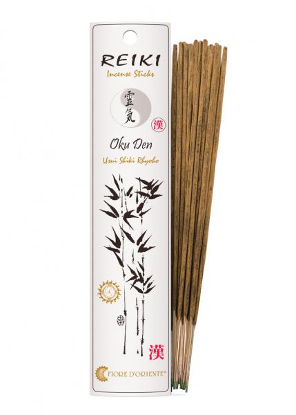 Oku Den - Bețișoare pentru Reiki 0
