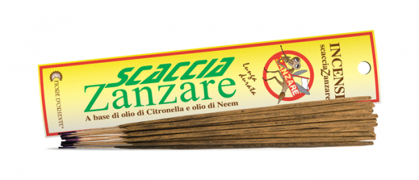 Pachet anti țânțari Loțiune - Spray pentru adulți + Bețișoare [1]