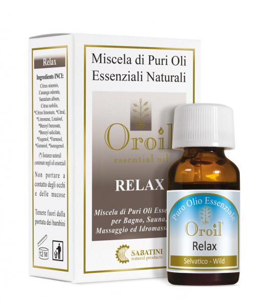 Relax - 10 ml - Amestec de Uleiuri Esențiale 0