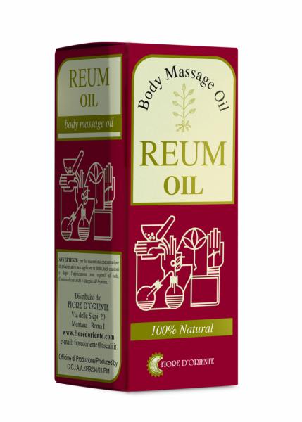 Reum 100 ml - Ulei pentru Masaj [0]