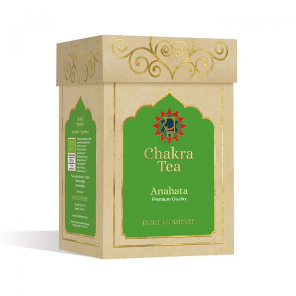Ceai Chakra Nr. 4 - Anahata 50 gr. 0