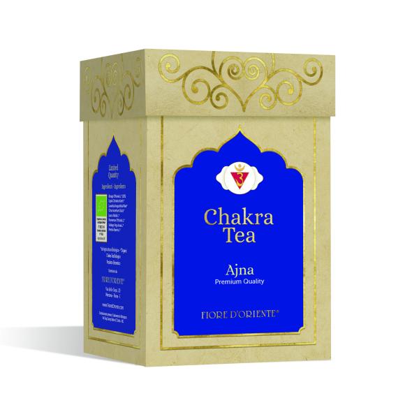 Ceai Chakra Nr. 6 - Ajna 50 gr.  0