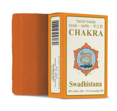 Săpun Chakra Nr.2 - 70 gr - Swadhistana [0]