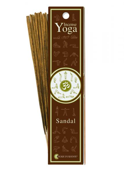 Santal - Bețișoare pentru Yoga 0