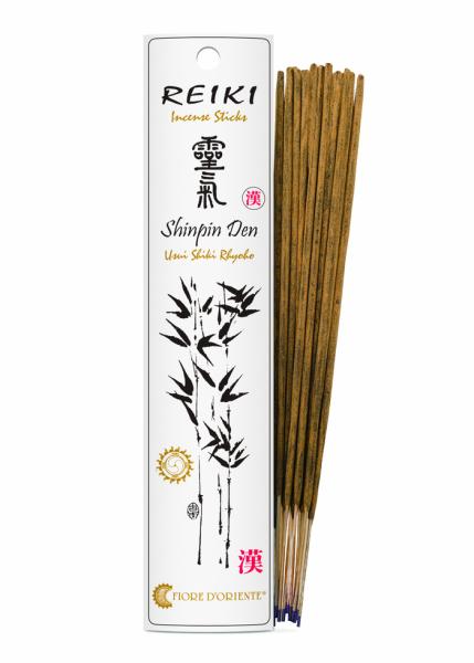 Shinping Den - Bețișoare pentru Reiki 0