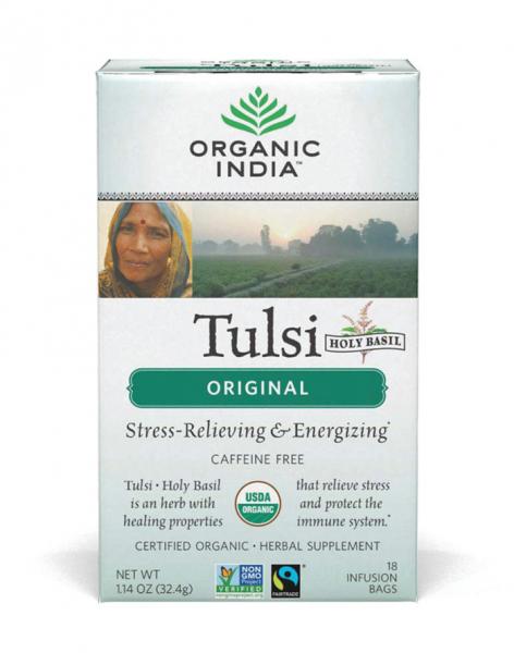 Tulsi (Busuioc Sfânt) Original - Plicuri 0