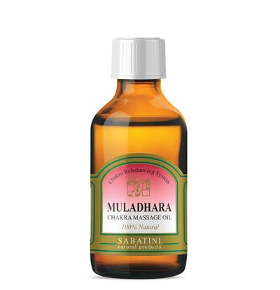 Ulei pentru Masaj Chakra Nr.1 100 ml - Muladhara 0