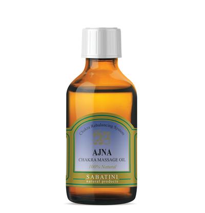 Ulei pentru Masaj Chakra Nr.6 100 ml - Ajna 0