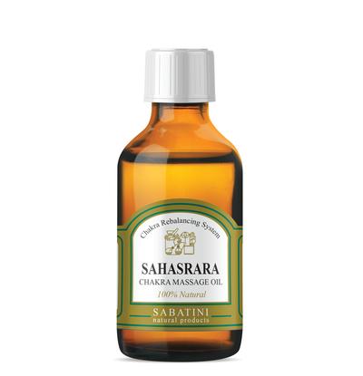 Ulei pentru Masaj Chakra Nr.7 100 ml - Sahasrara 0