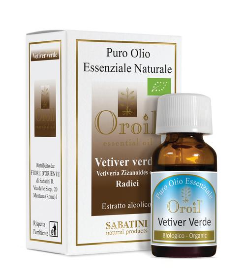 Vetiver Premium - 5 ml - Ulei Esențial 0
