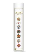Chakra Kit CD + Bețișoare Chakra. 3 x 7 ref. (21 buc.) 1