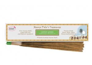Lemongrass - 10 Bețișoare - Bețișoarele lui Marco Polo