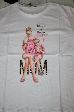 Tricou Damă Mint1
