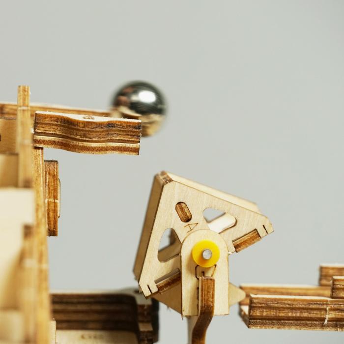 Puzzle 3D Marble Parkour [3]