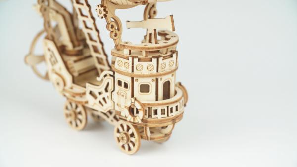 Puzzle 3D Airship [7]