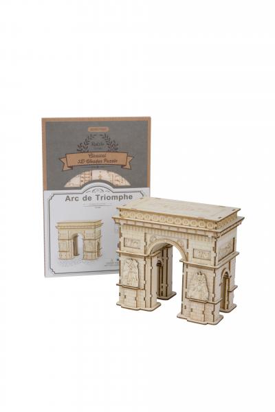 Puzzle 3D Arc de Triomphe [4]