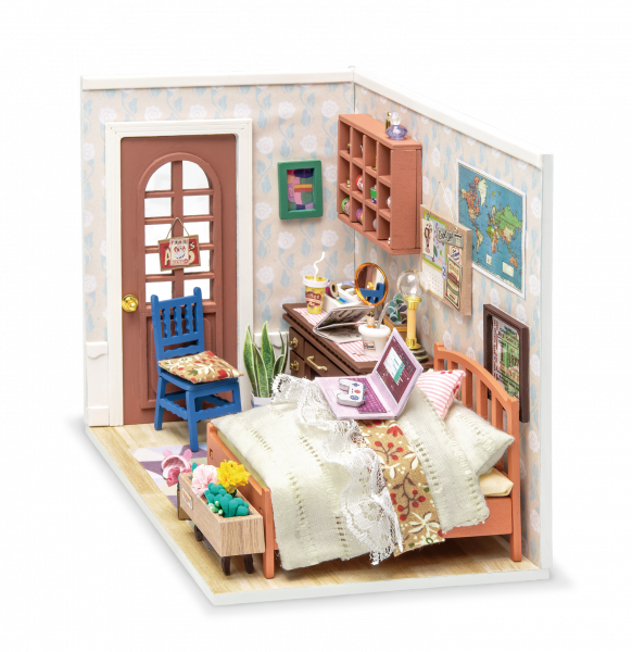 Puzzle 3D Charlie's Dining Room [1]
