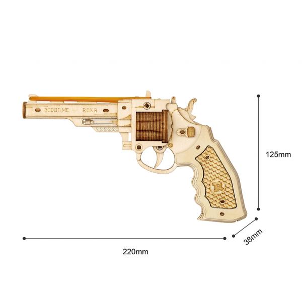 Puzzle 3D Corsac M60 [7]