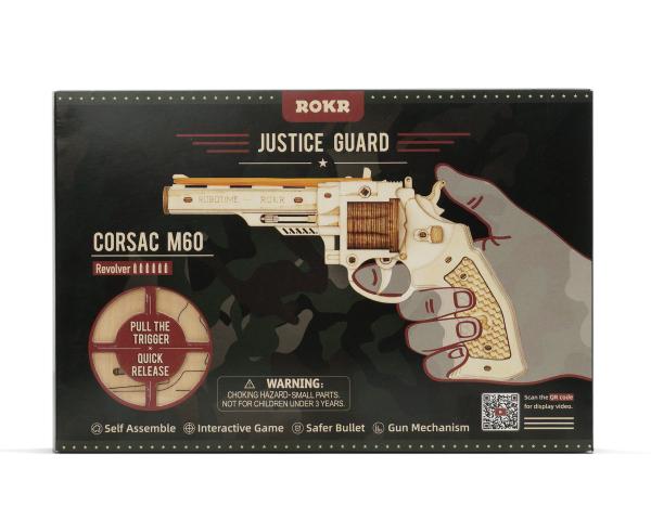 Puzzle 3D Corsac M60 [3]
