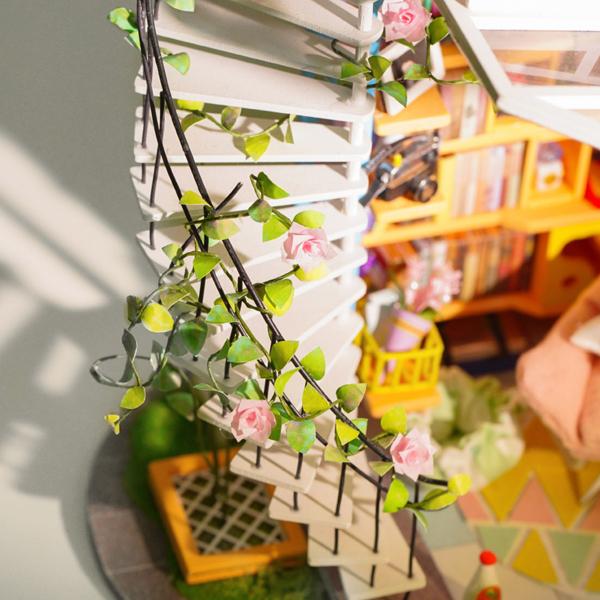 Puzzle 3D Dora's Loft [5]