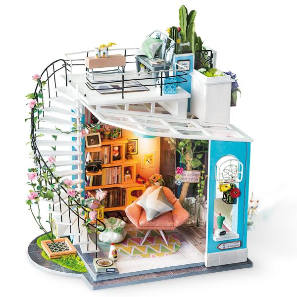 Puzzle 3D Dora's Loft [0]