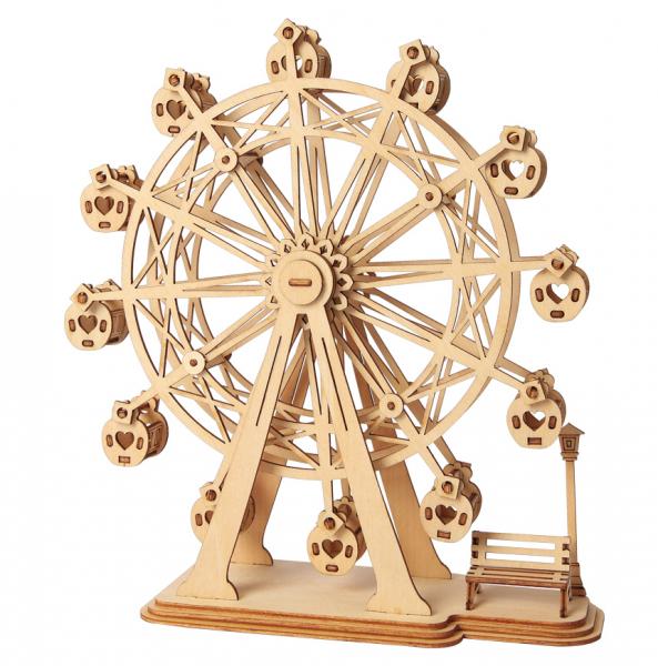 Puzzle 3D Ferris Wheel Rolife [0]