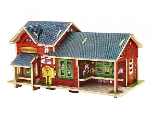 Puzzle 3D Store [0]
