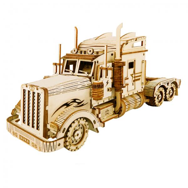Puzzle 3D Heavy Truck [0]