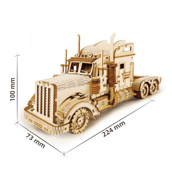 Puzzle 3D Heavy Truck [2]