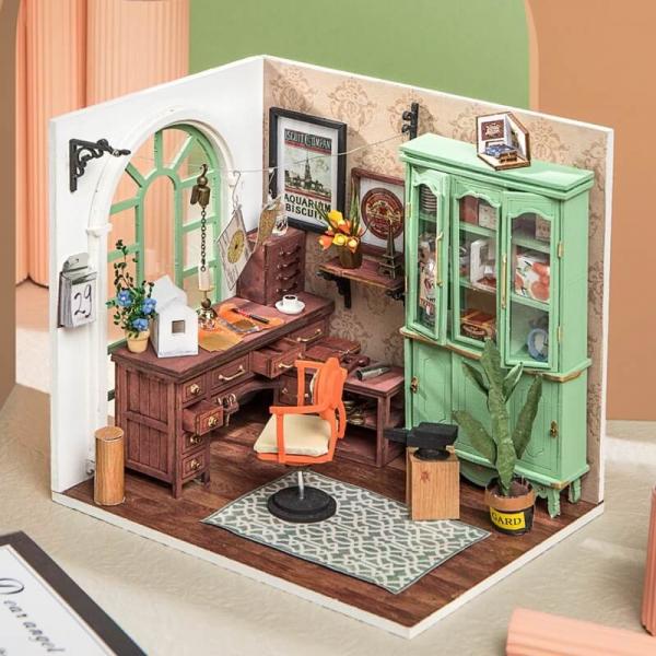 Puzzle 3D Jimmy's Studio [4]