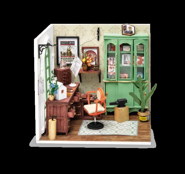 Puzzle 3D Jimmy's Studio [6]