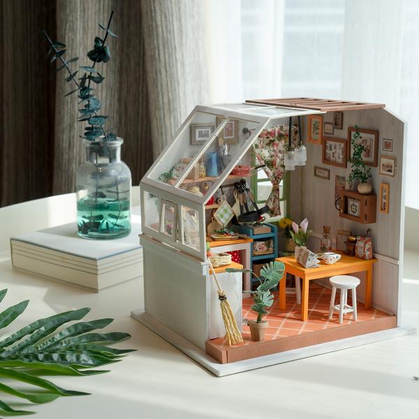Puzzle 3D Jason's Kitchen [2]