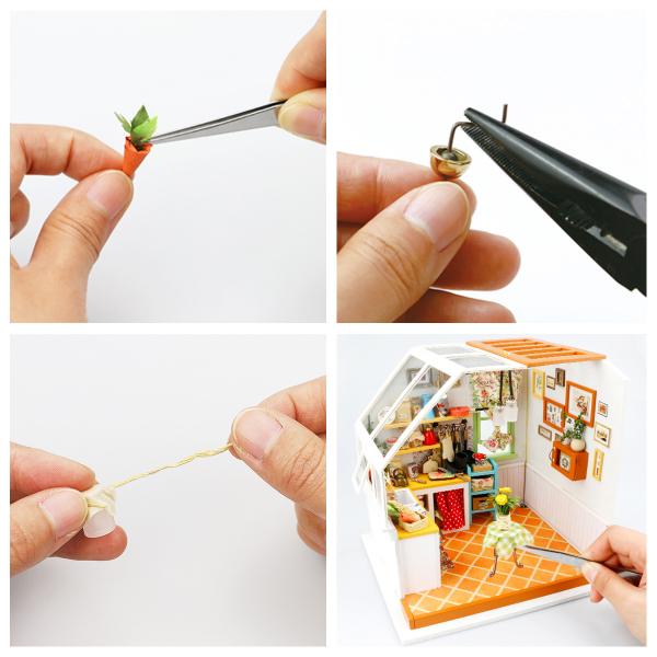 Puzzle 3D Jason's Kitchen [6]