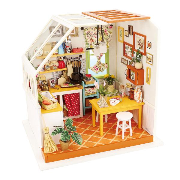 Puzzle 3D Jason's Kitchen [0]
