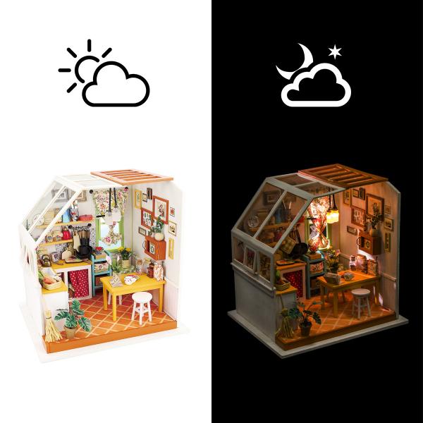 Puzzle 3D Jason's Kitchen [1]