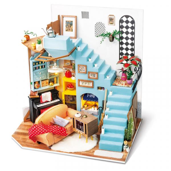 Puzzle 3D Joy's Peninsula Living Room [0]