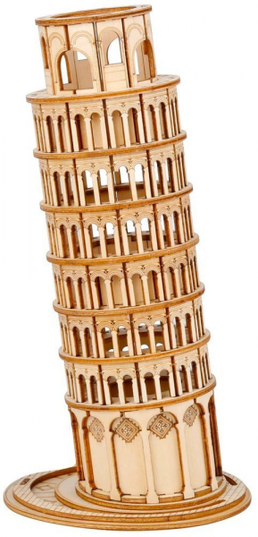 Puzzle 3D Leaning Tower of Pisa [0]