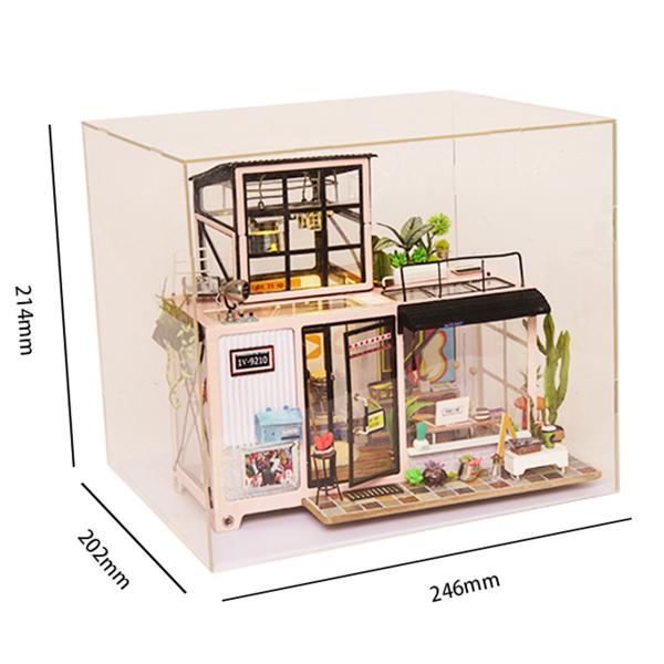 Puzzle 3D Kevin's Studio [10]