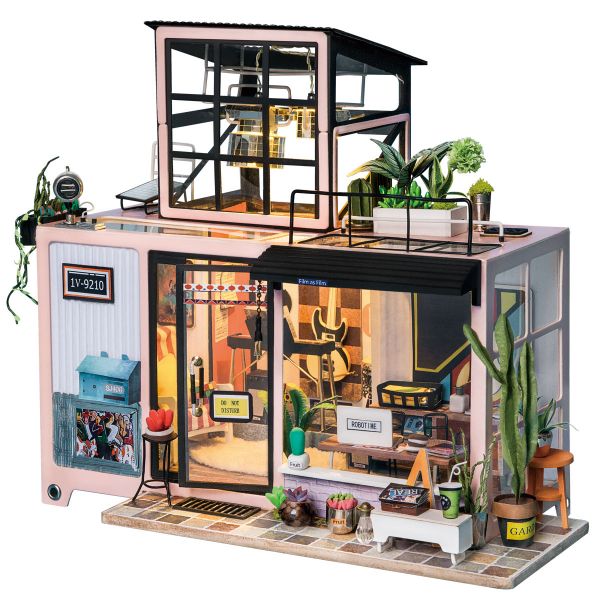 Puzzle 3D Kevin's Studio [0]