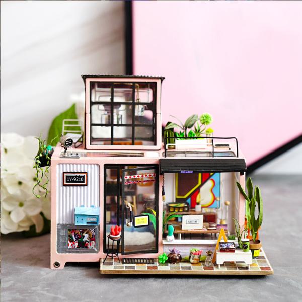 Puzzle 3D Kevin's Studio [3]
