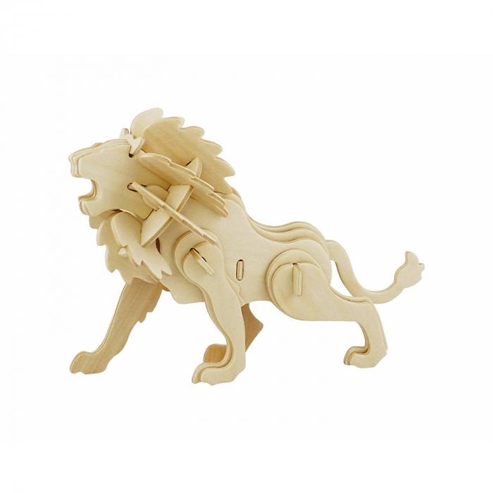 Puzzle 3D Lion [0]