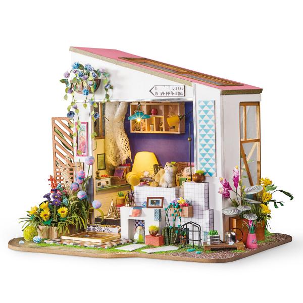 Puzzle 3D Lily's Porch [0]
