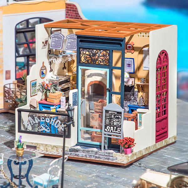 Puzzle 3D Nancy's Bake Shop [7]