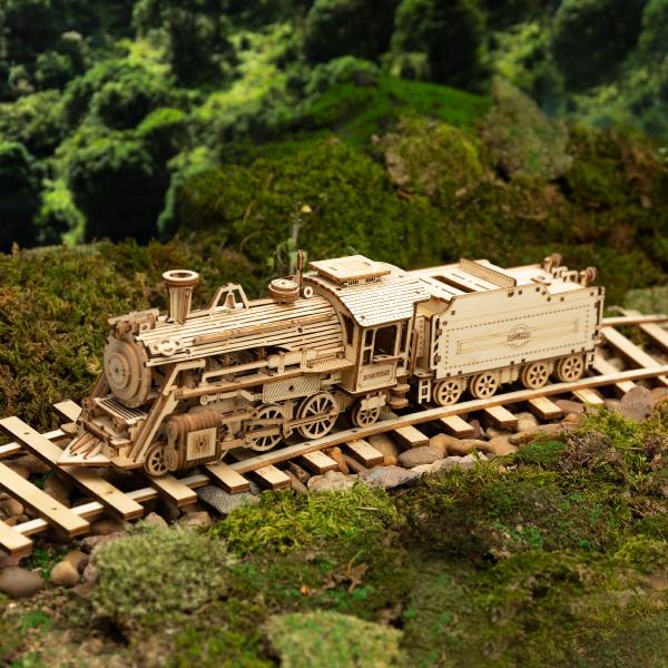 Puzzle 3D Prime Steam Express [3]