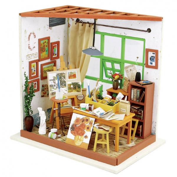 Puzzle 3D Ada's Studio [0]
