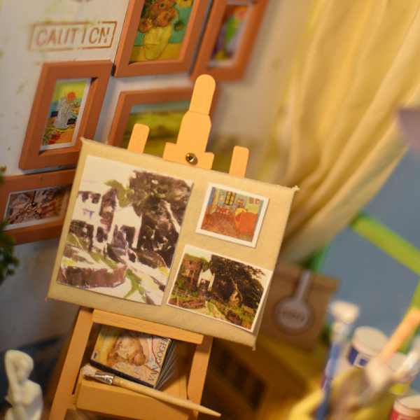 Puzzle 3D Ada's Studio [3]